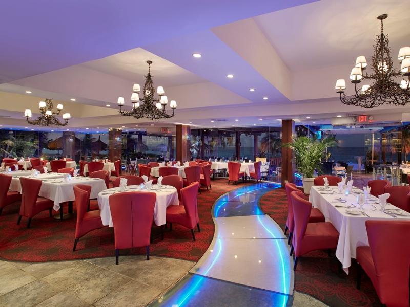 Divi Aruba Red Parrot Restaurant