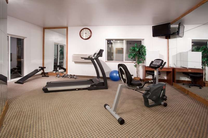 Fitness/ Exercise Room - Eagle River Lodge