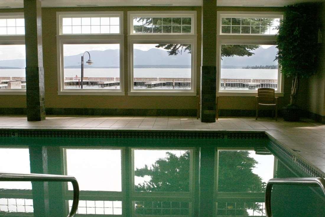 Pool - KwaTaqNuk Resort & Casino Polson