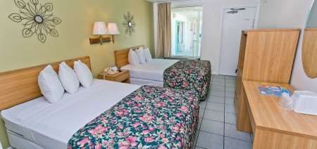 Room - Bikini Beach Resort Panama City Beach