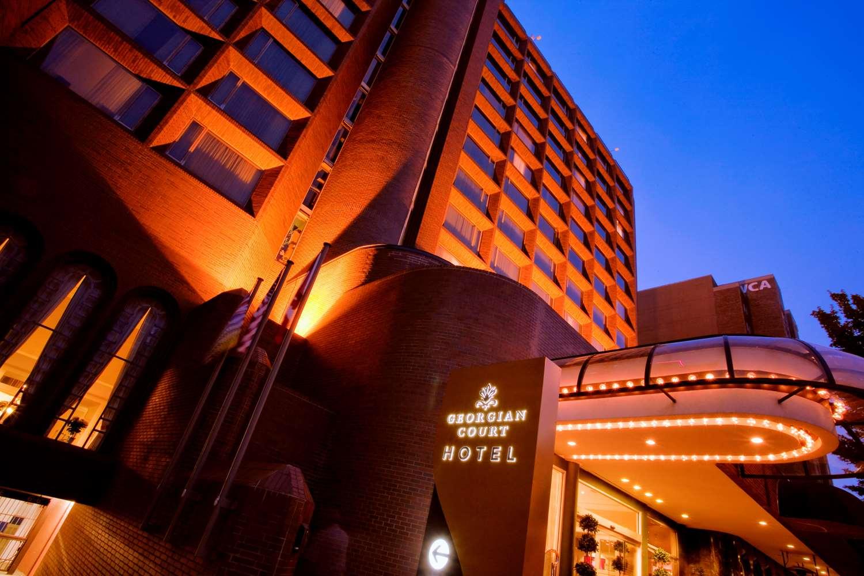 Exterior view - Georgian Court Hotel Vancouver