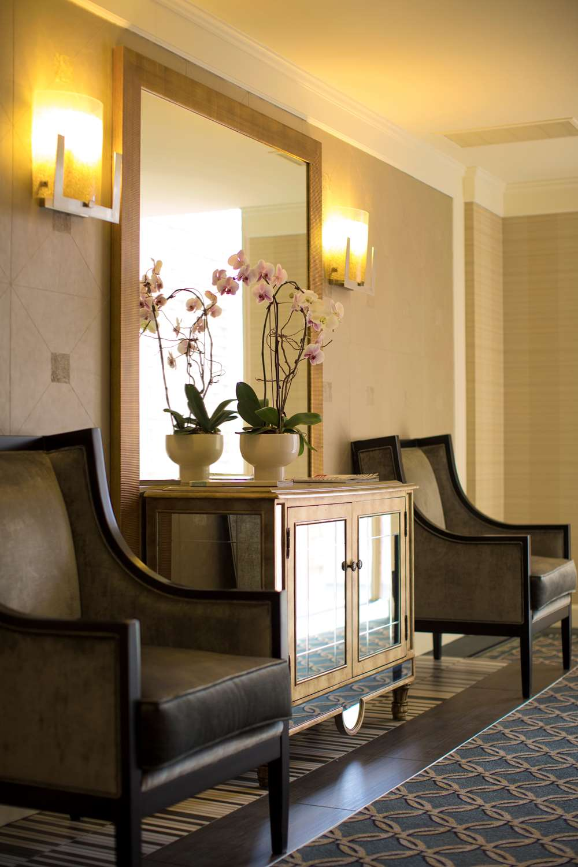 Lobby - Georgian Court Hotel Vancouver
