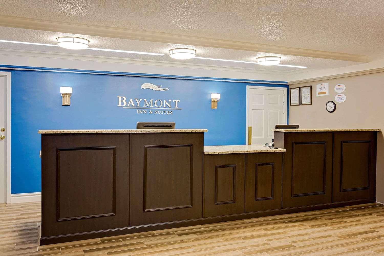 Lobby - Baymont Inn & Suites Orange Park Jacksonville