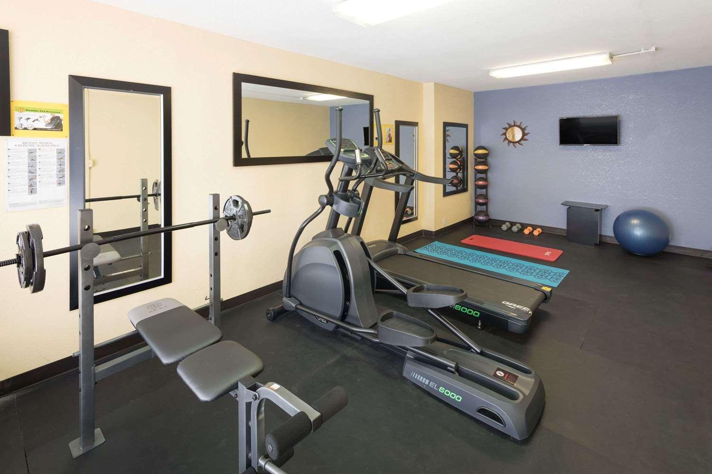 Fitness/ Exercise Room - Days Inn Madison