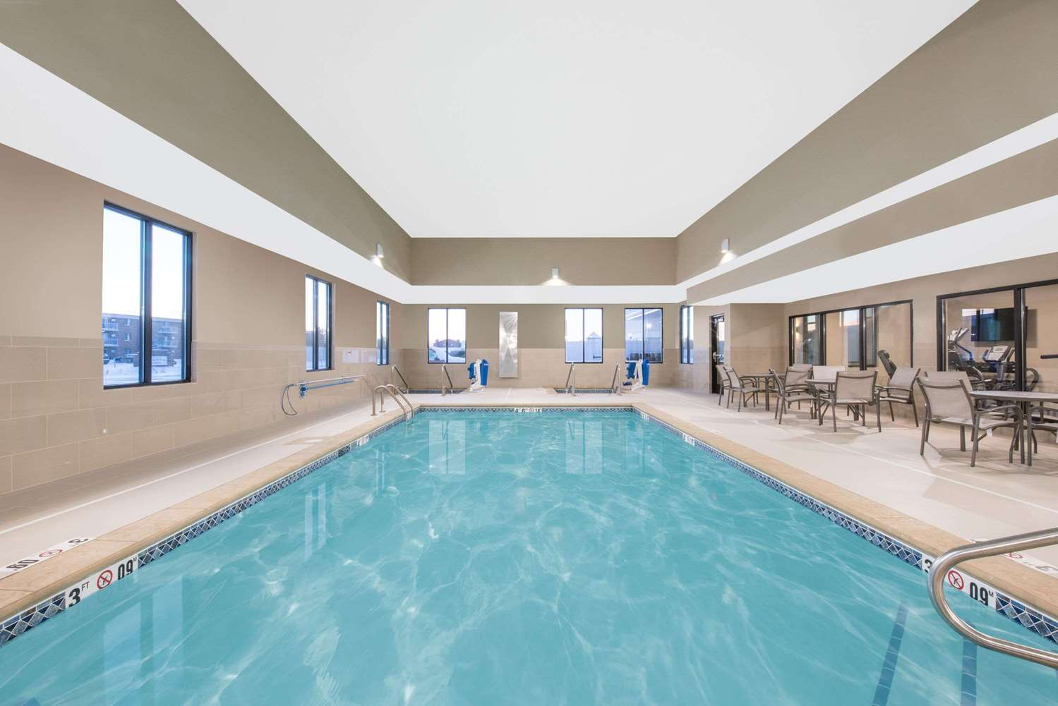 Pool - Hawthorn Suites by Wyndham Fargo