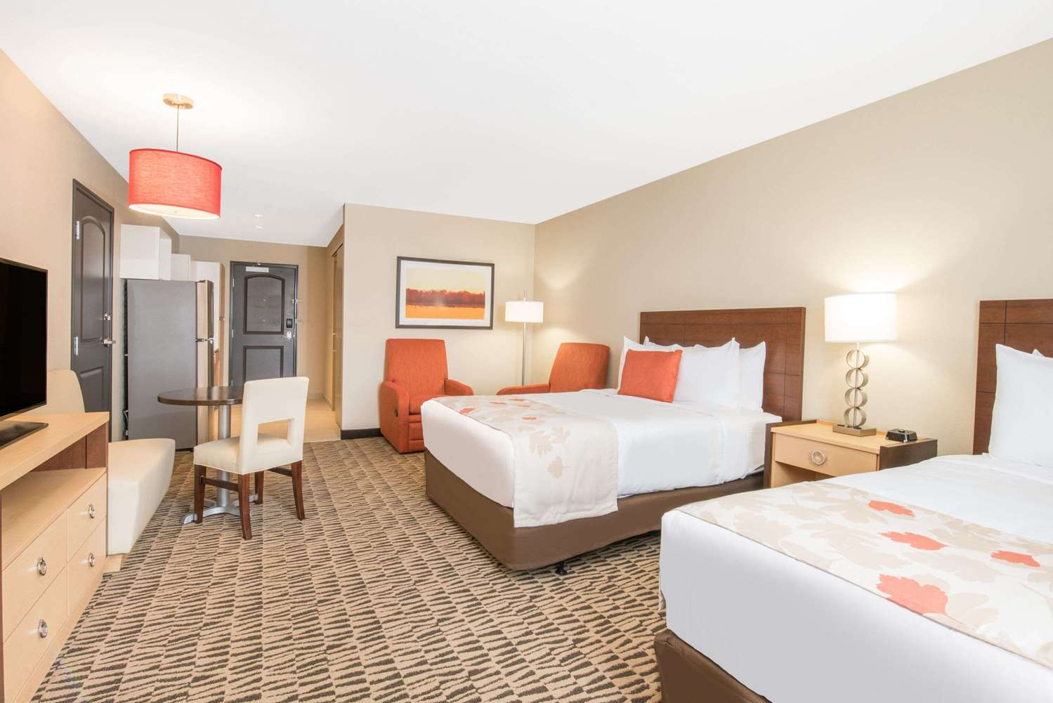 Room - Hawthorn Suites by Wyndham Fargo