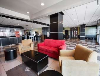 Lobby - Travelodge Absecon