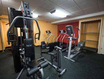 Fitness/ Exercise Room - Travelodge Absecon