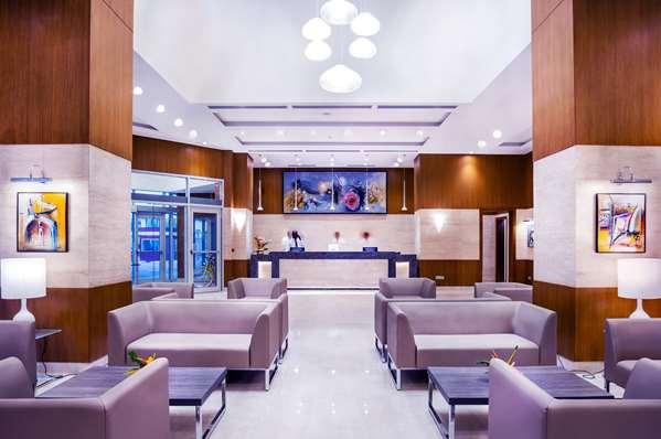 4 star hotel GOLDEN TULIP LE DIPLOMATE COTONOU