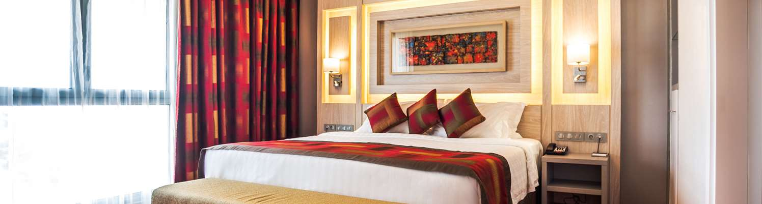 HOTEL GOLDEN TULIP LE DIPLOMATE COTONOU