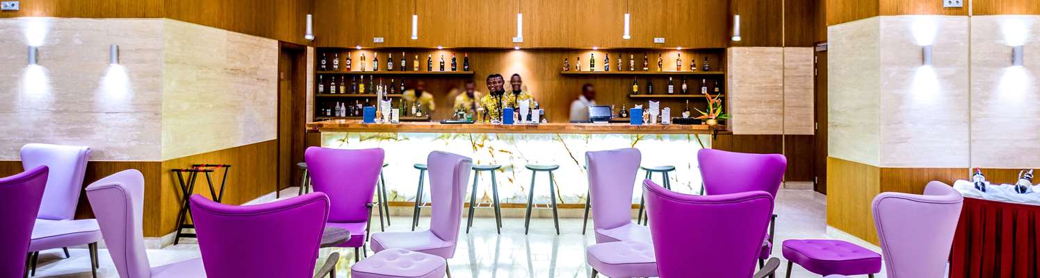 Restaurant - Hotel Golden Tulip Le Diplomate Cotonou