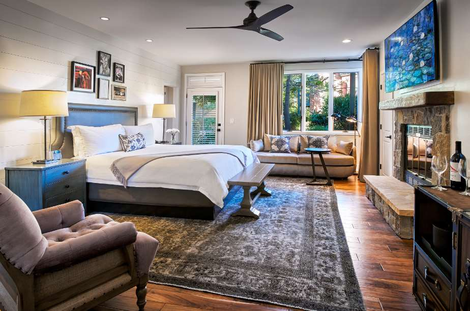 Room - Vintage House Yountville