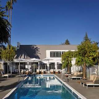 Pool - Vintage House Yountville