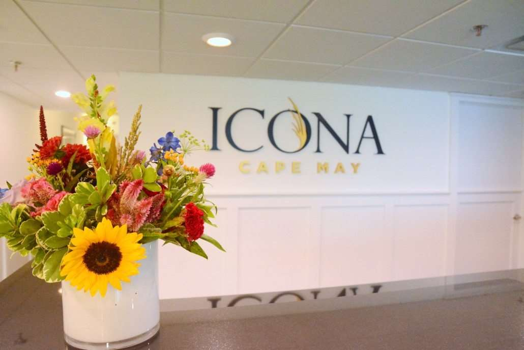 Lobby - Icona Hotel Cape May
