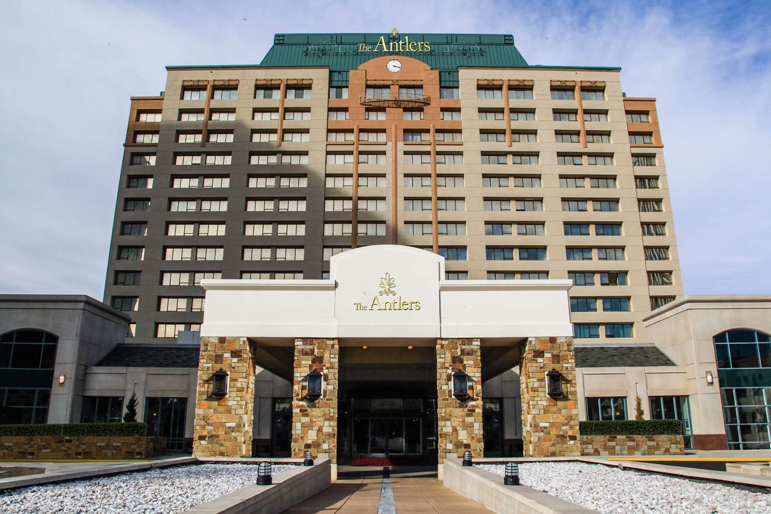 Exterior view - Antlers Hotel Colorado Springs