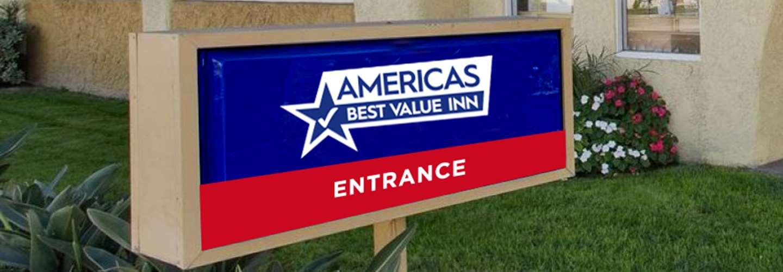 Exterior view - Americas Best Value Inn North Highlands