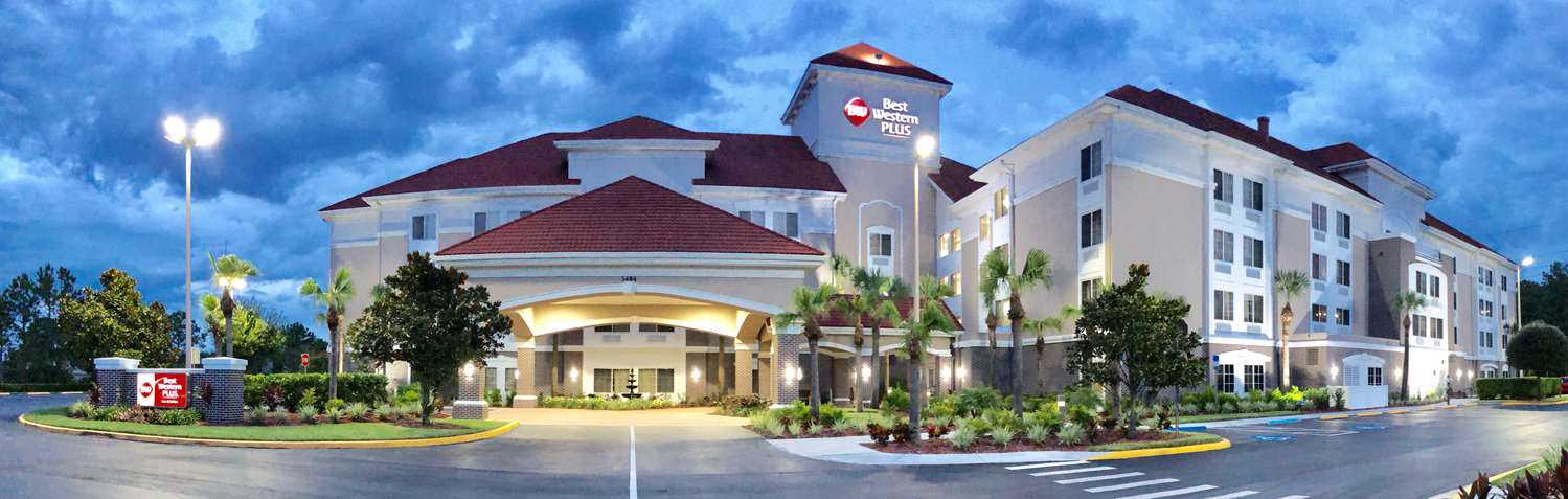 Exterior view - Best Western Plus Kissimmee-Lake Buena Vista South Inn & Suites