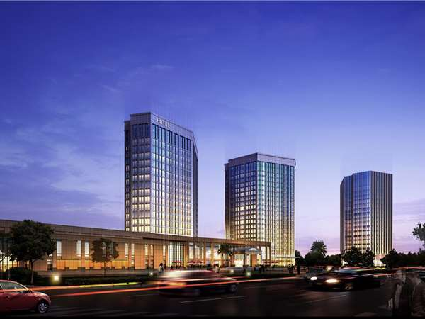 5 star hotel ROYAL TULIP SUZHOU