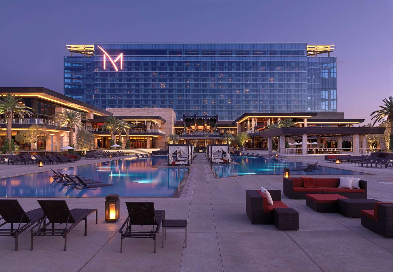 Pool - M Resort Spa Casino Henderson