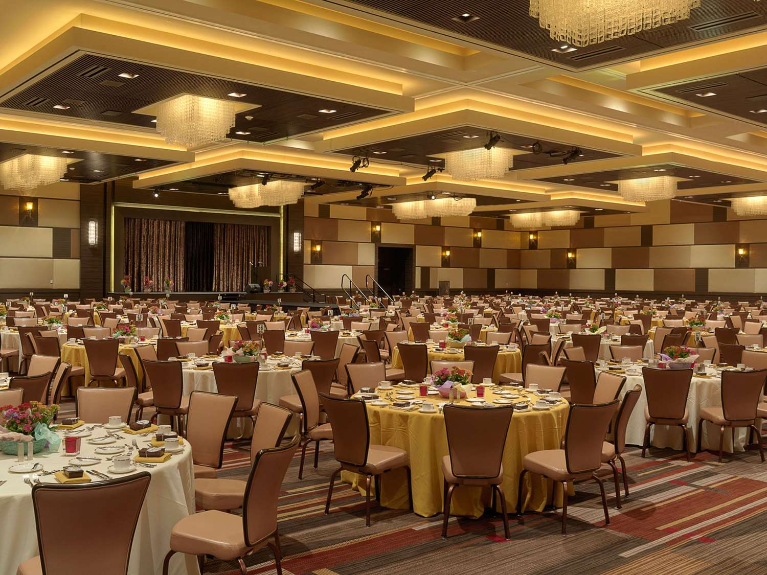 Ballroom - M Resort Spa Casino Henderson