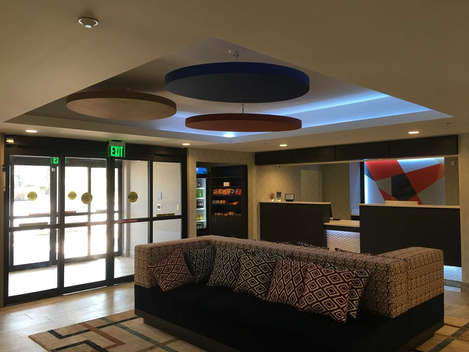 Lobby - Best Western Plus Hotel I-85 North Spartanburg