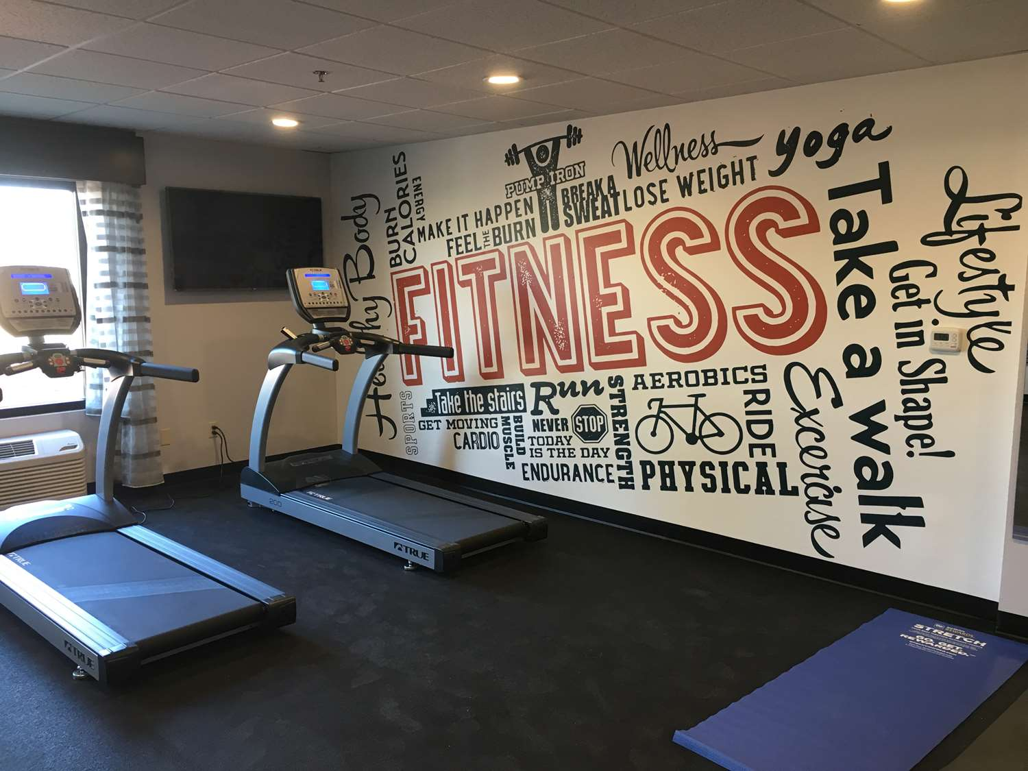 Fitness/ Exercise Room - Best Western Plus Hotel I-85 North Spartanburg