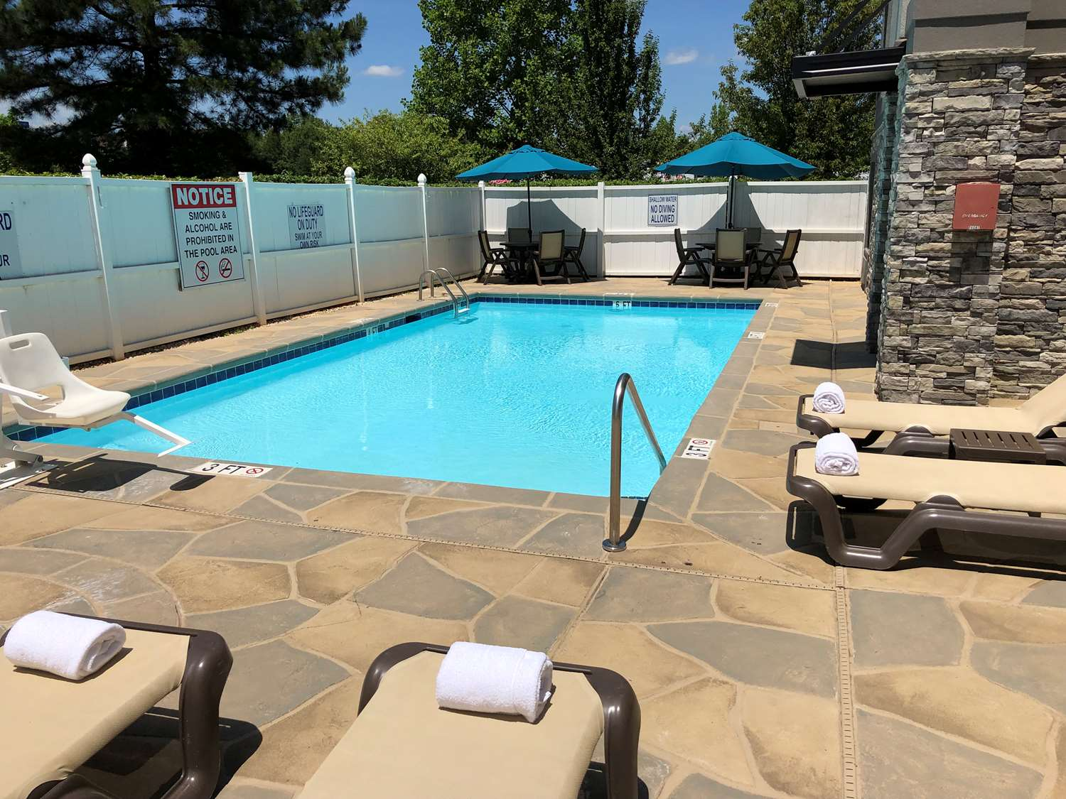 Pool - Best Western Plus Hotel I-85 North Spartanburg