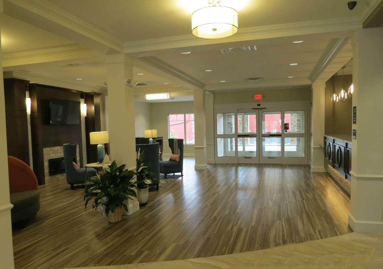 Lobby - Best Western Gettysburg Hotel