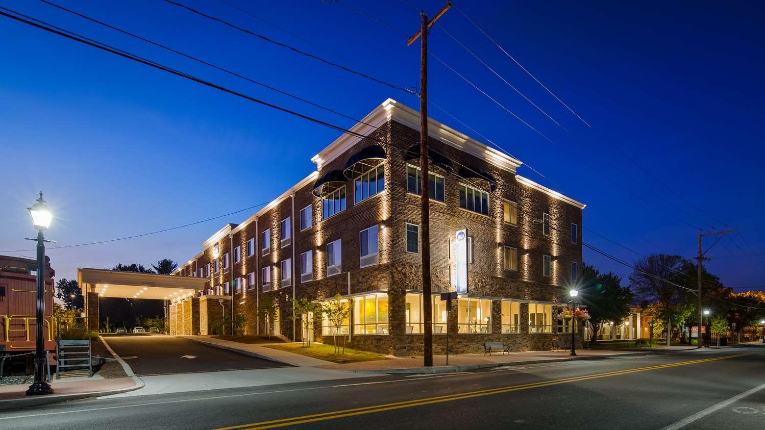 Exterior view - Best Western Gettysburg Hotel