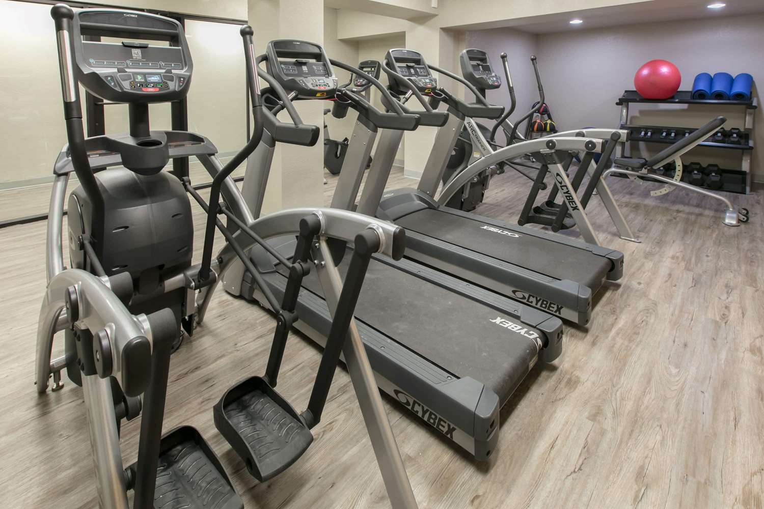 Fitness/ Exercise Room - TRYP by Wyndham Hotel College Station