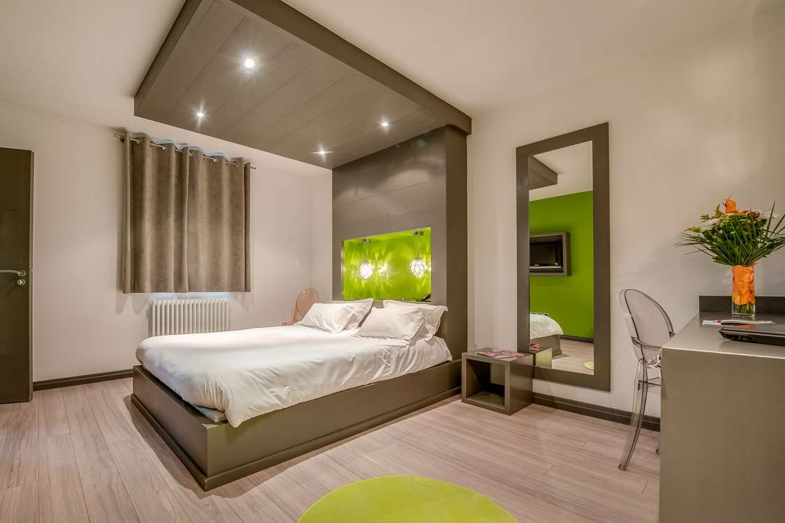 SUPERIOR ROOM HOTEL STARS
