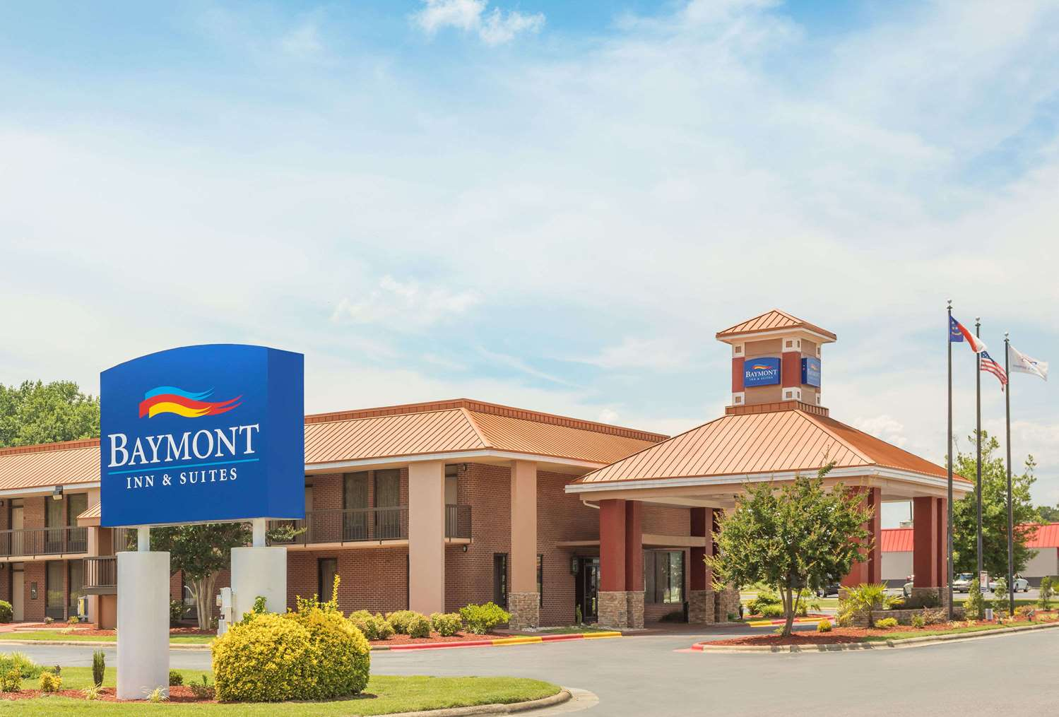 Exterior view - Baymont Inn & Suites Battleboro