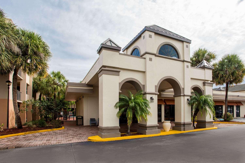 Exterior view - Days Inn Suites Airport Orlando