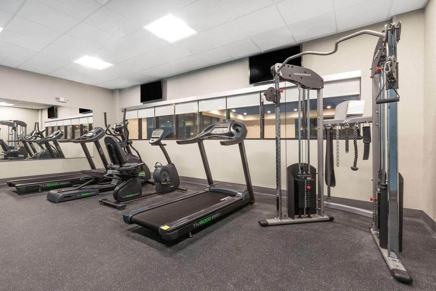 Fitness/ Exercise Room - Wingate by Wyndham Hotel Lubbock