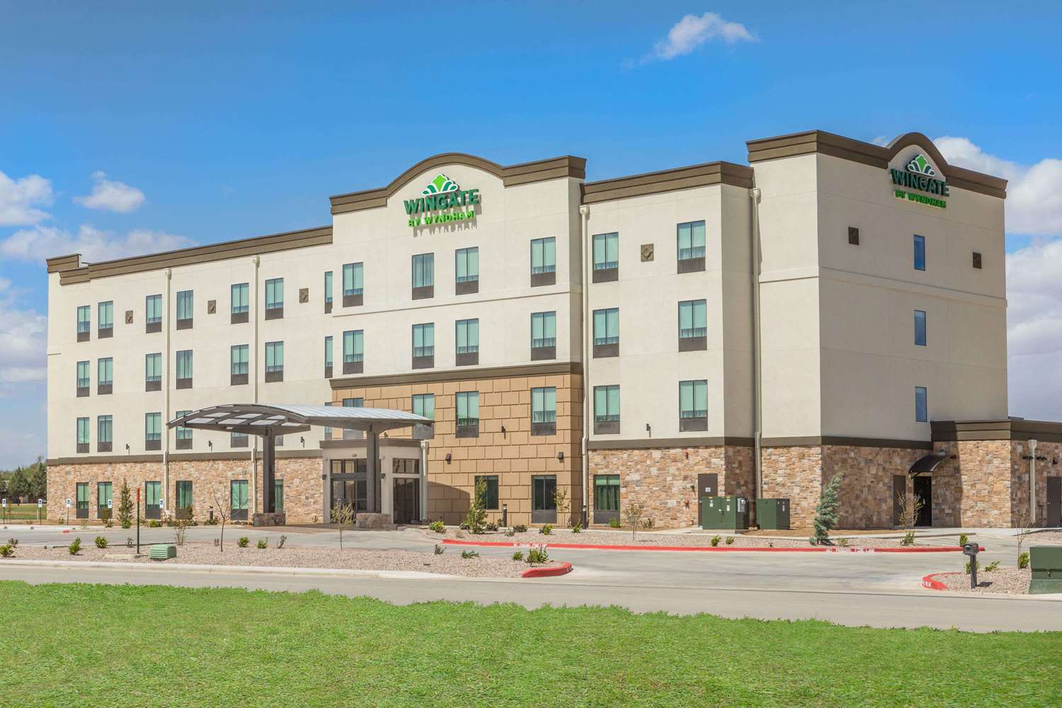 Exterior view - Wingate by Wyndham Hotel Lubbock