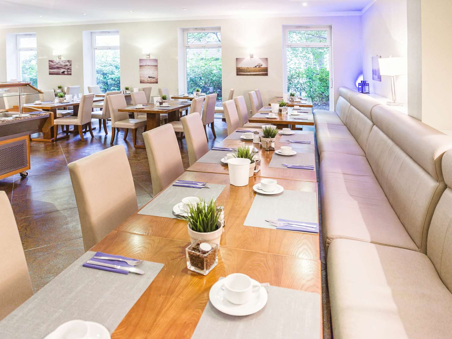 Restaurant - Hotel Hotel Domicil Hamburg By Golden Tulip