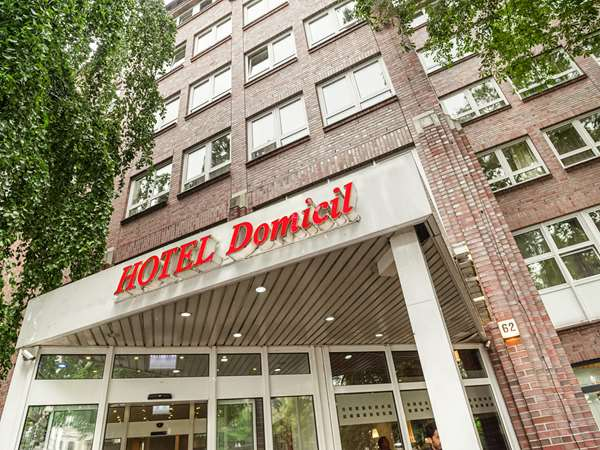 4 star hotel HOTEL DOMICIL HAMBURG BY GOLDEN TULIP