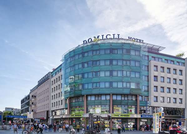 0 star hotel HOTEL DOMICIL BERLIN BY GOLDEN TULIP