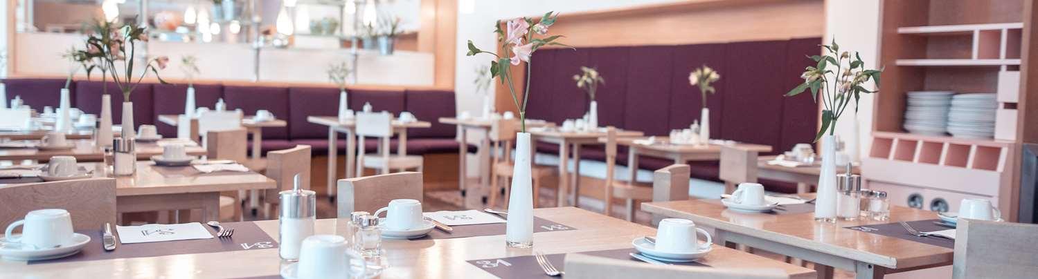 Restaurant - Hotel Hotel Bleibtreu Berlin By Golden Tulip