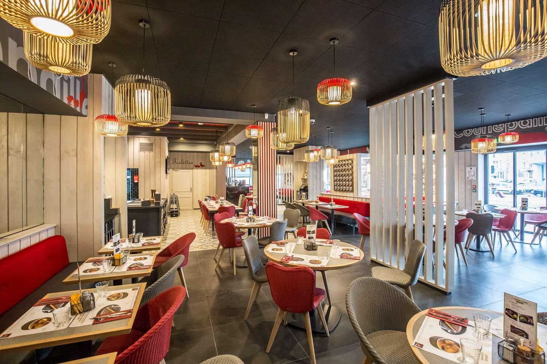 Restaurant - Hôtel Campanile Metz Centre - Gare
