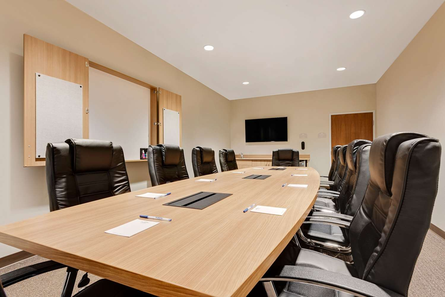 Meeting Facilities - Microtel Inn & Suites by Wyndham Clarion