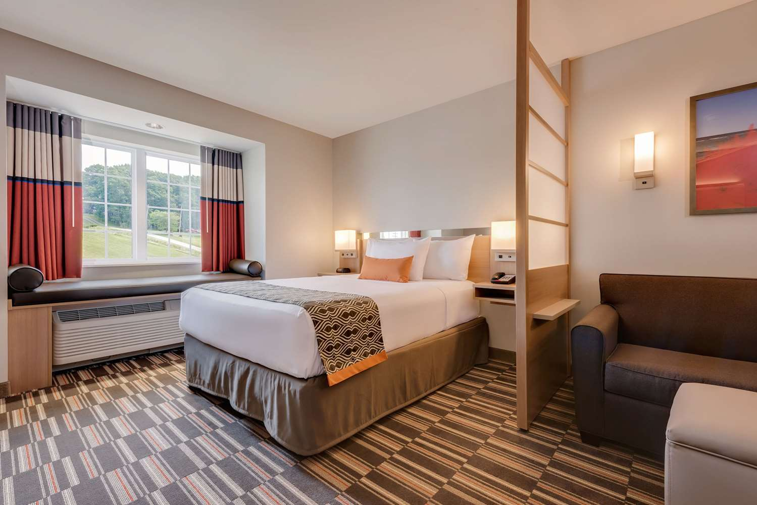 Suite - Microtel Inn & Suites by Wyndham Clarion