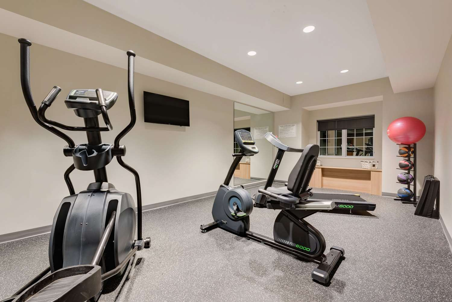 Fitness/ Exercise Room - Microtel Inn & Suites by Wyndham Clarion