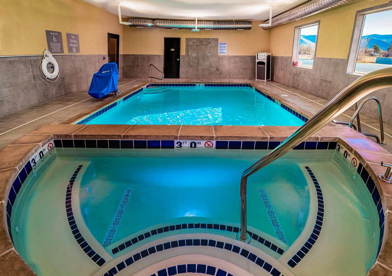 Pool - Best Western Plus Heber Valley Hotel