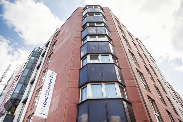 4 star hotel HOTEL DUESSELDORF CITY BY TULIP INN