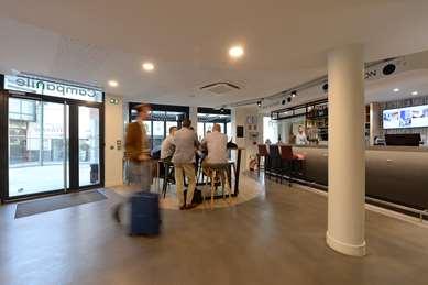 Bienvenue au Campanile Paris Clichy Centre !