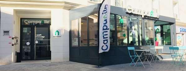 HÔTEL CAMPANILE PARIS - Clichy Centre