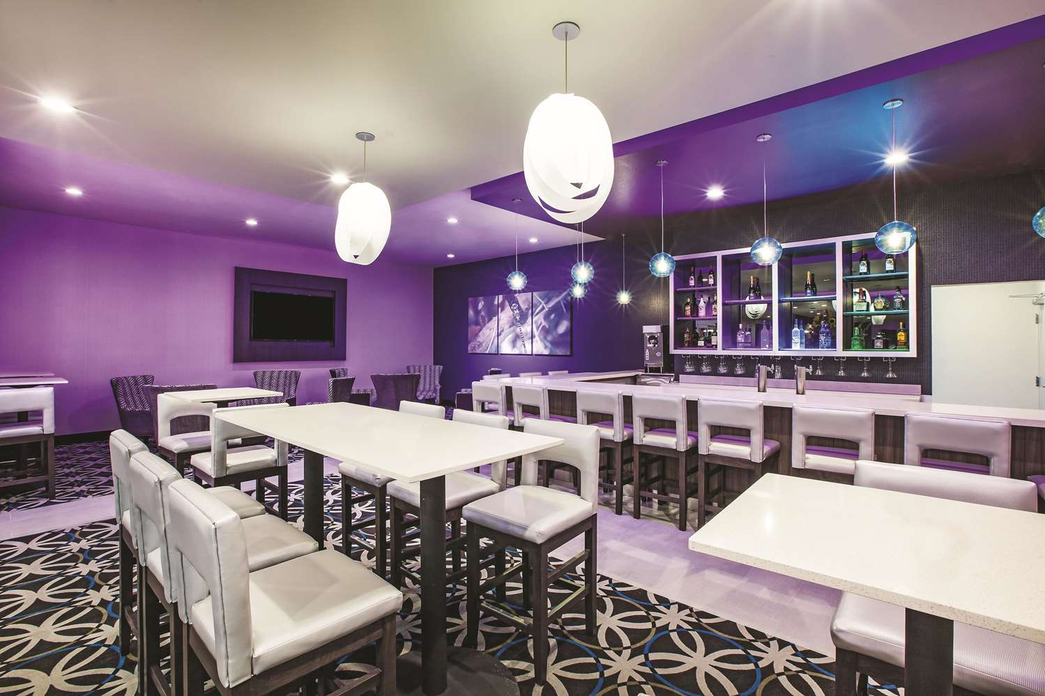Bar - La Quinta Inn & Suites McAllen