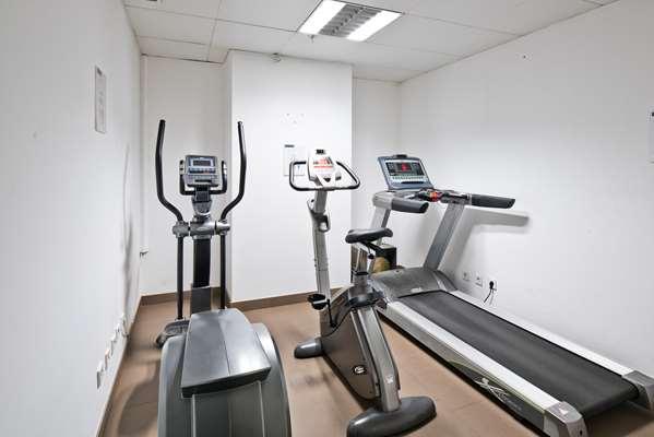 Cardio Fitness Room