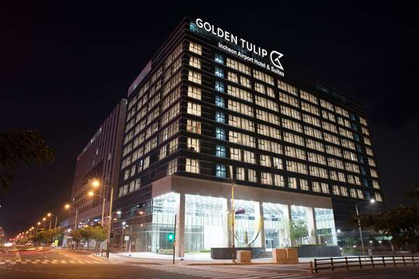 4 star hotel GOLDEN TULIP INCHEON AIRPORT HOTEL & SUITES